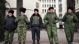 Crimean volunteers